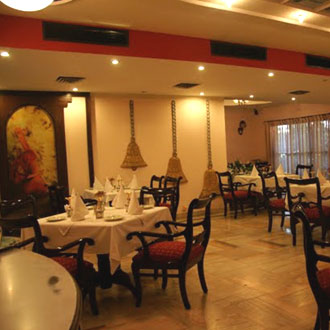 The Radha Ashok Hotel Mathura Restaurant